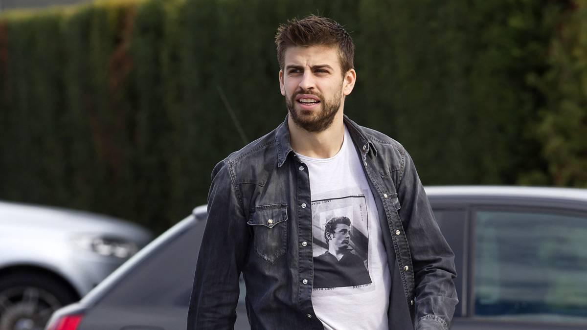 ¡Se viene Piqué-TV!, el del Barça está harto de los medios