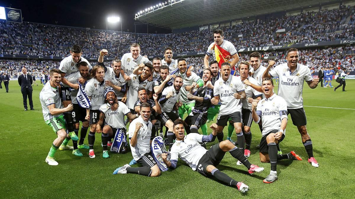 El Real Madrid levanta su título ligero número 33. El Athletic esperará a la final de Copa para saber si va a Europa