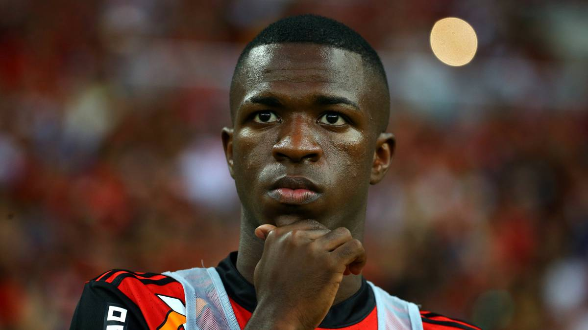 Latest Brazilian wonderkid Vinicius Jr set to join Real