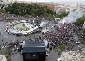 Real Madrid to celebrate with fans in Cibeles tonight