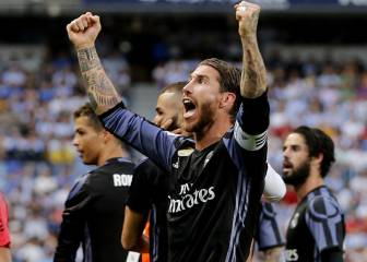 Ramos: We've been the best team in the best league