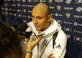 Keylor: I shaved my head for all the kids fighting cancer