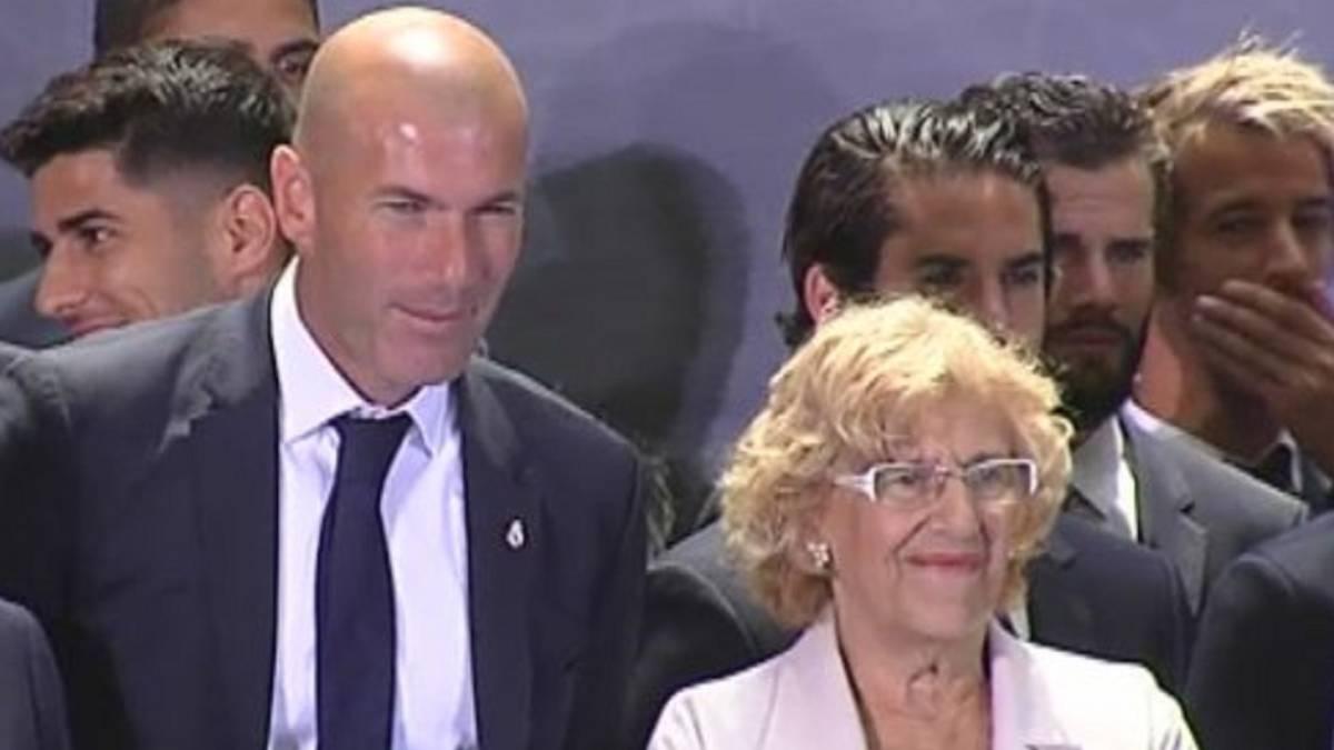 De la mano de Ronaldo, Real Madrid se encamina al título