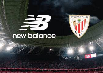 El Athletic vestirá New Balance hasta la temporada 2022-2023