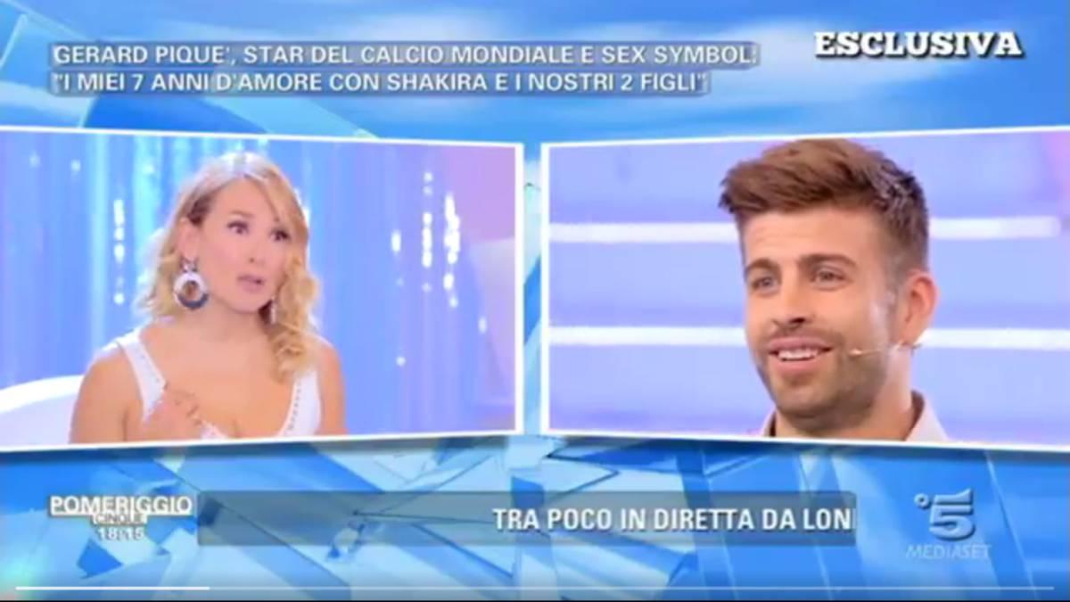 Gerard Piqué confirma que habrá boda con Shakira