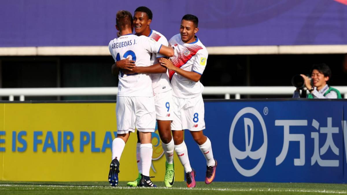 Costa Rica 1-0 Zambia  resumen 676a68e5e754e