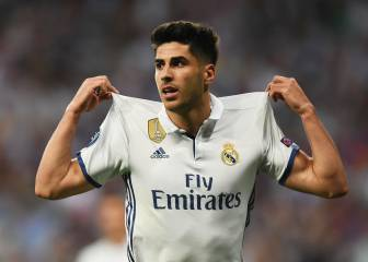 Marco Asensio: 'Rafa Nadal told Florentino to snap me up'