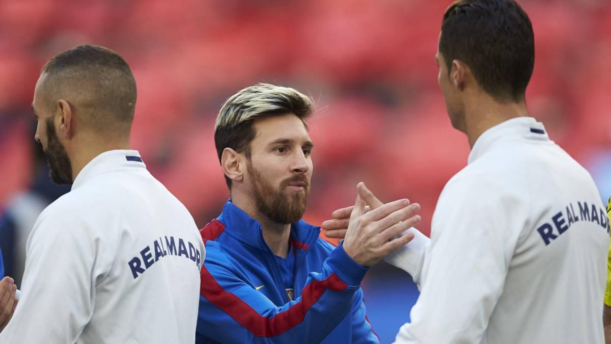 Cristiano Ronaldo y Messi lideran la lista Forbes de los mejor pagados