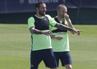 Luis Enrique takes whole Barça first-team squad to Madrid