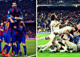 El Clásico for Super Cup and Athletic make Europa League
