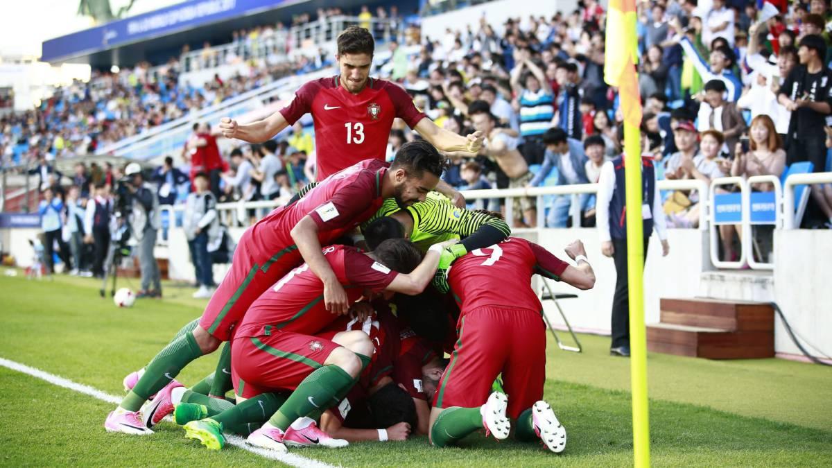 Costa Rica consiguió un pase dramático a octavos del Mundial Sub-20