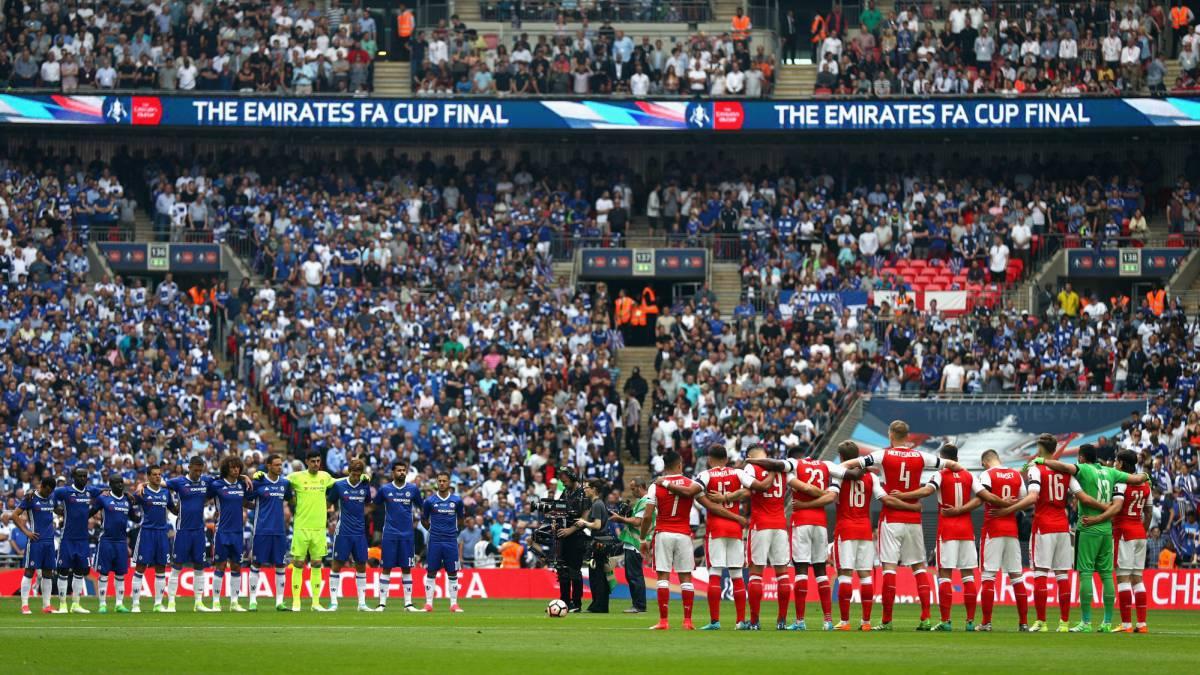 La FA Cup se define con el derby de Londres