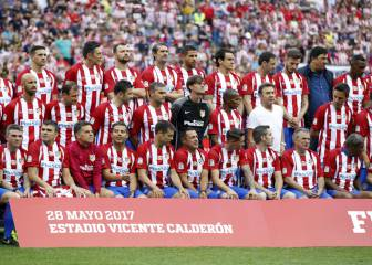 Stars on Sunday: the Vicente Calderón's last stand