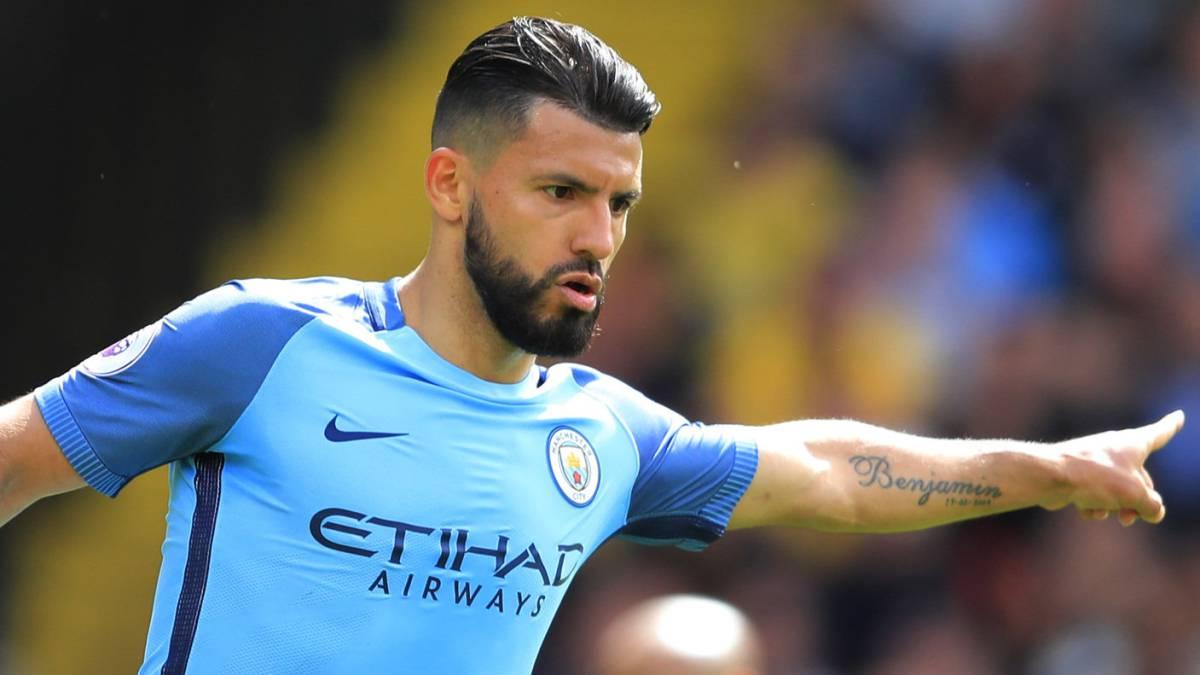 Argentino Agüero se quedará con el Man City