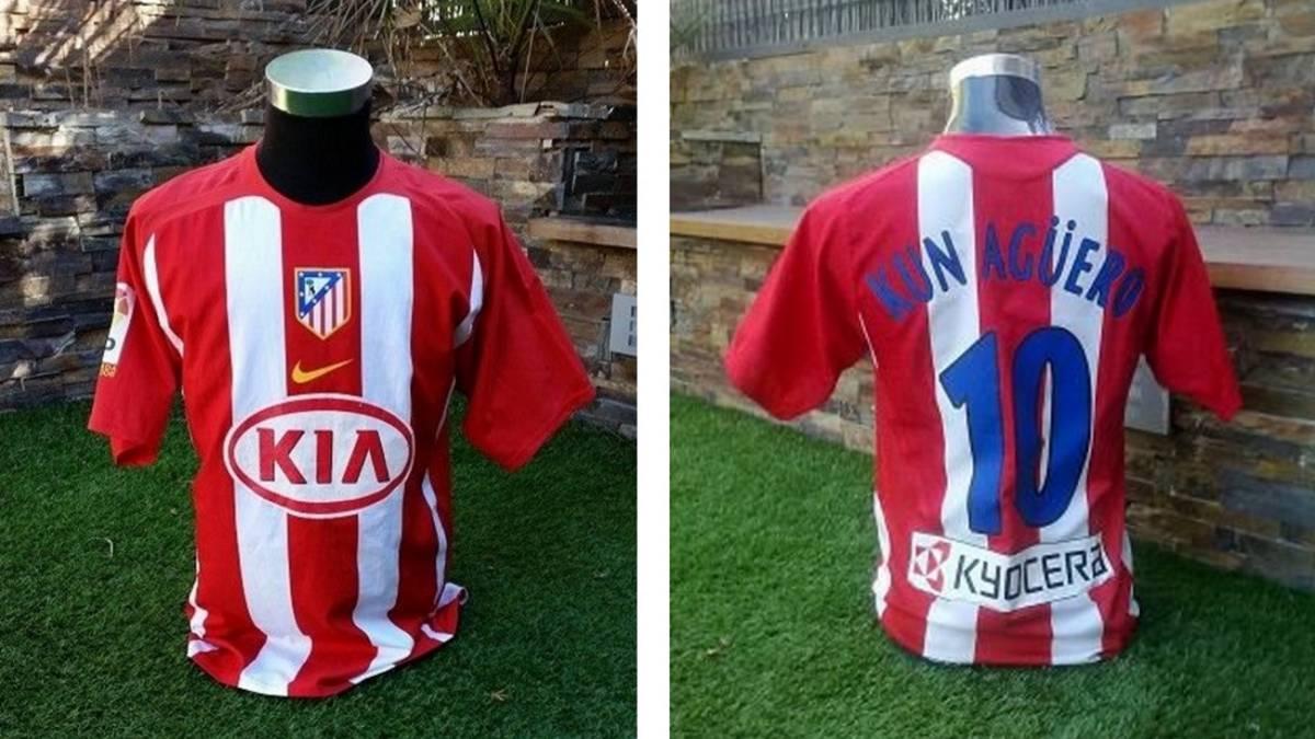 traje Atlético de Madrid precio
