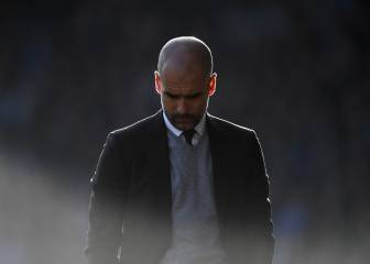 Pep admits he is struggling to adapt to life in England