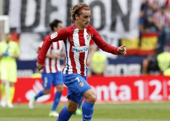 Griezmann called Mourinho to inform him he was staying put