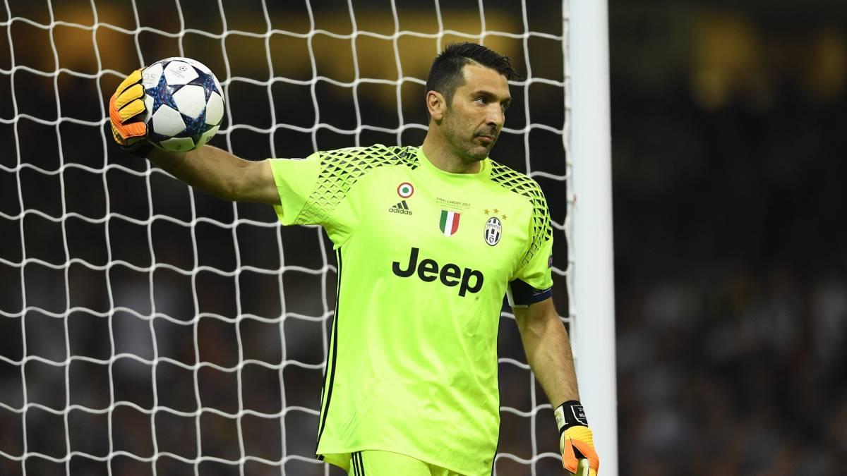 La Champions es esquiva para el veterano Gianluigi Buffon