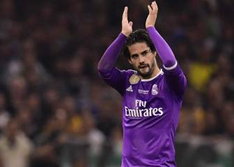 Isco hopes to sign renewal with
