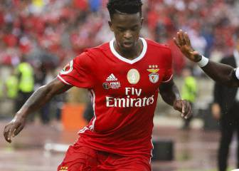 Benfica won't sell Barça target Semedo for less than €50m