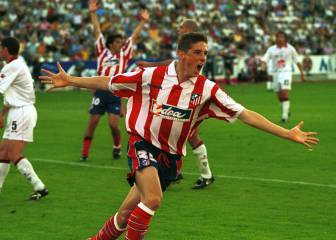 Torres recalls first goal for Atlético, 16 years ago