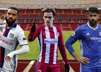Atlético's domino: the impact of transfer ban on the summer market