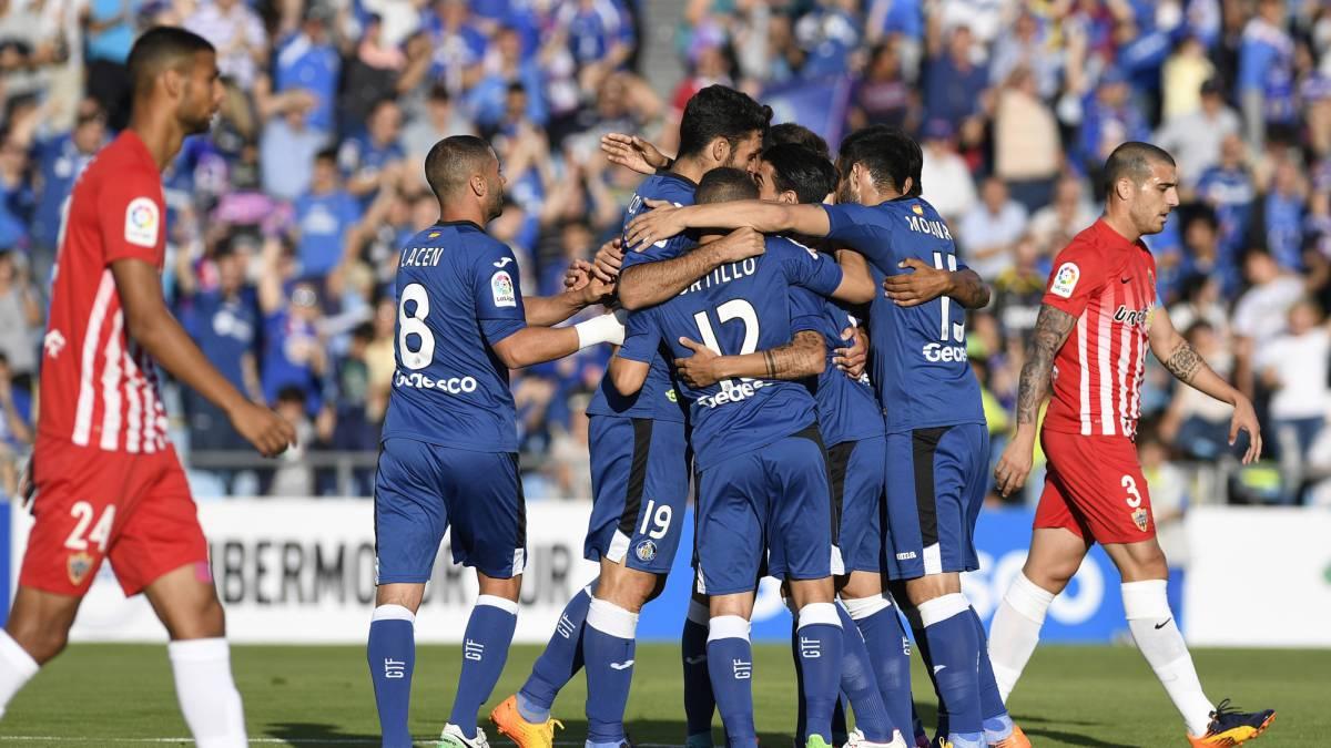 Getafe Resultado Y Resumen Hoy En Directo: Getafe-Almería: Goles, Resultado Y Resumen