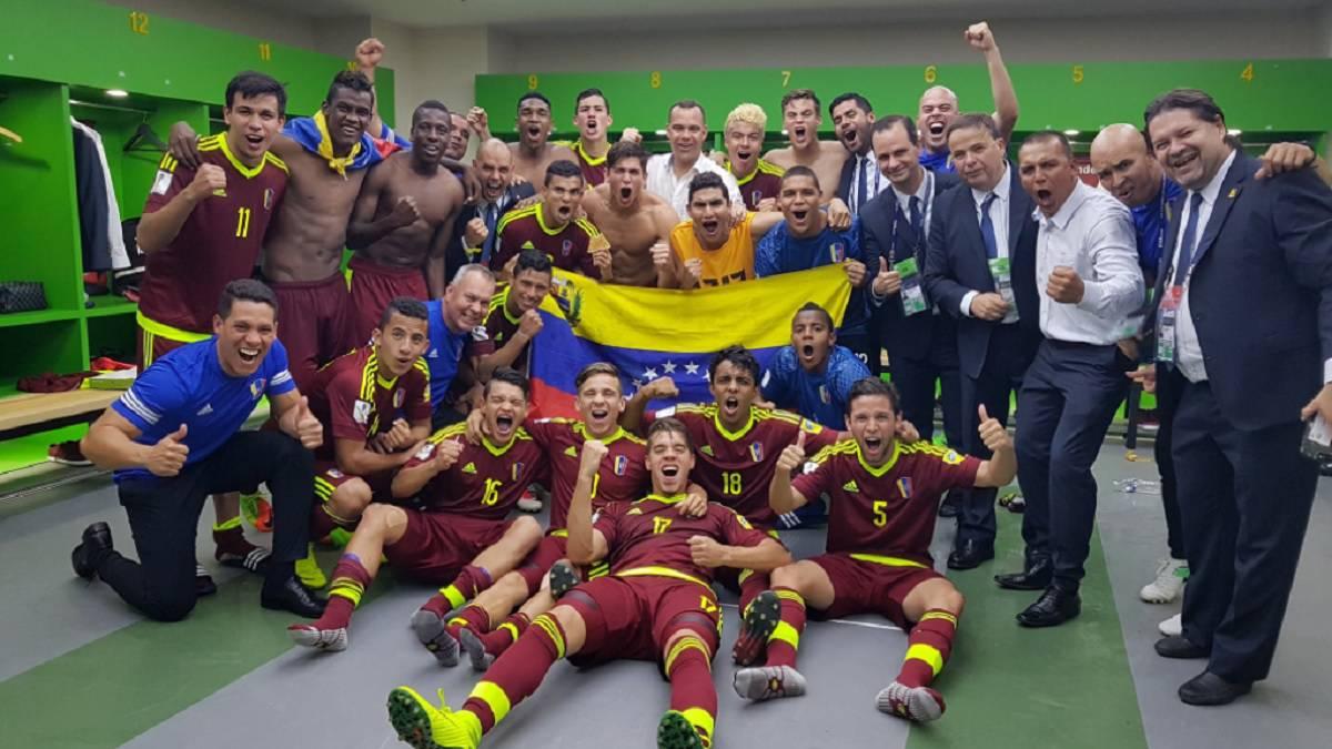 Venezuela Sub 20: Histórico: Venezuela En Semifinales Del Mundial Sub-20