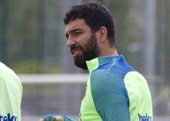 Barça days coming to an end for Arda Turan and Mathieu