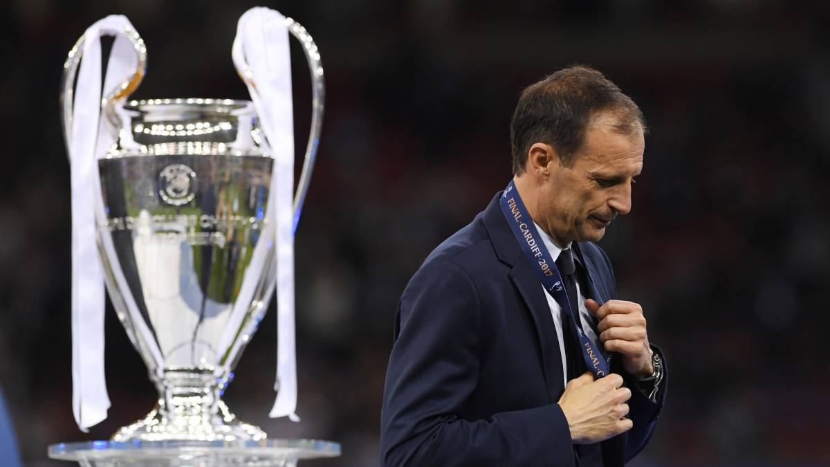 Allegri renueva su contrato con Juventus hasta 2020