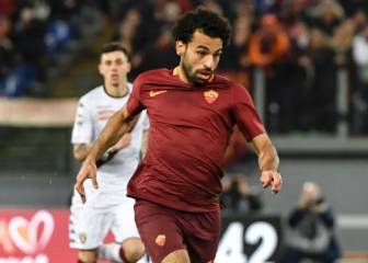 Liverpool close in on Salah as agent gives the go ahead