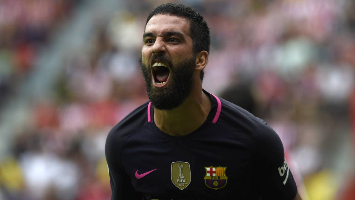 "Arda Turan going nowhere ""He s staying at Barcelona"" says agent"