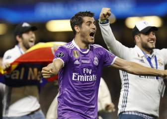 Morata emerges as United's choice to replace Ibrahimovic