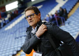 Capello confirma: