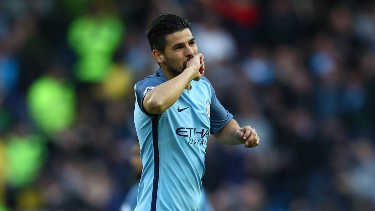 Nolito I met Sevilla sporting director by chance AS