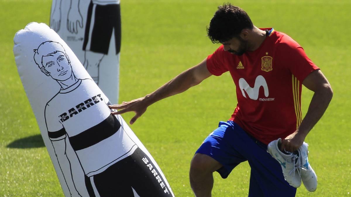 Conte me dijo que no sigo en el Chelsea: Diego Costa