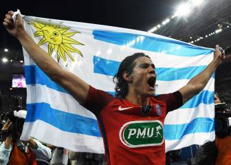 Cavani: PSG defeat to Barça in the Champions League was 'unjust'