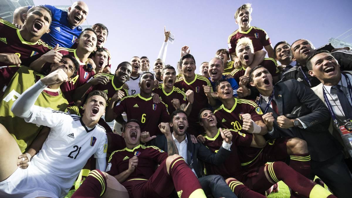 Uruguay será el rival de Venezuela en la semifinal Sub-20
