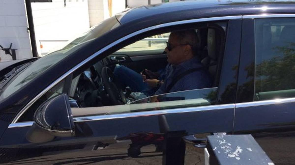 Se desatan los rumores: el padre de Rafinha, cazado en Paterna