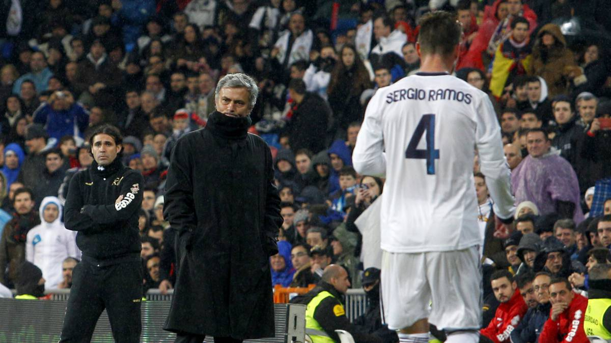 Sergio Ramos credits Jose Mourinho for Champions League success