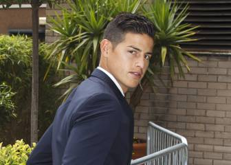 Chelsea in pole position to sign James Rodríguez