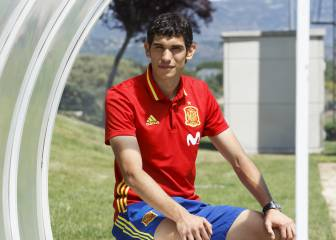 Jesús Vallejo to play with Real Madrid next season
