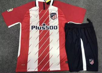 Possible Atlético Madrid 17/18 shirt leaked, Twitter responds