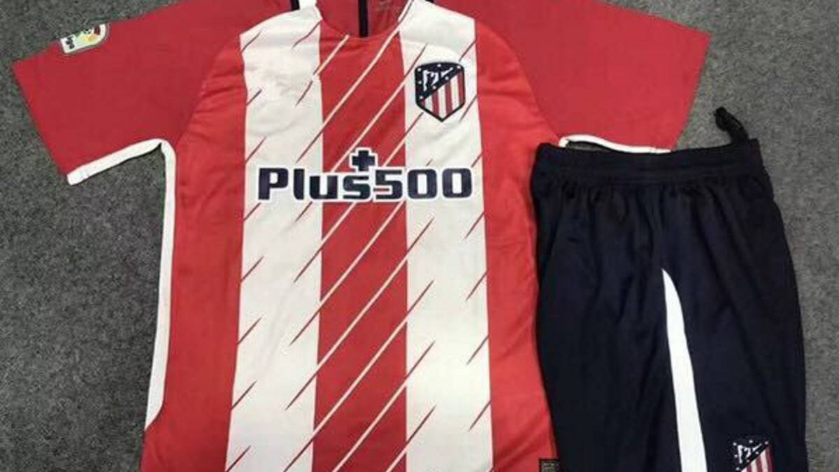 26ac71cf9 New Atlético kit  possible 17 18 shirt leaked