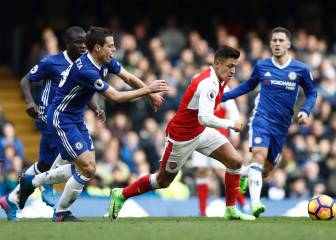 Chelsea y Arsenal jugará la Community Shield el 6 de agosto