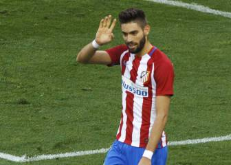 Bayern and Arsenal to fight for Atletico's Yannick Carrasco