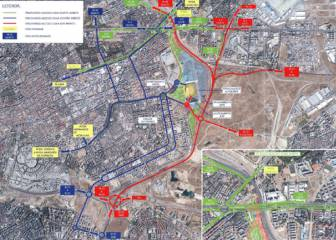 Madrid Council start development outside of Wanda