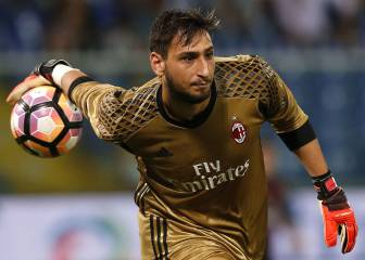 Donnarumma to do a runna