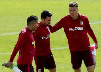 Atlético keen to ensure Correa, Giménez and Thomas stay