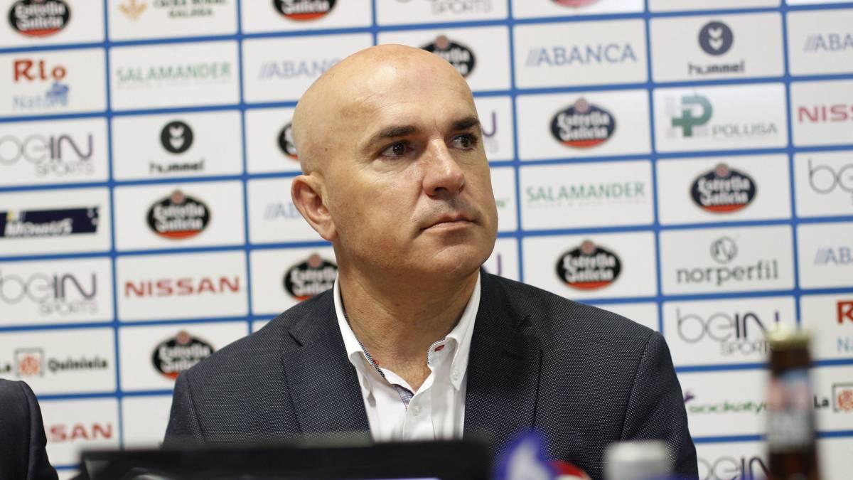 Resultado de imagen de entrenador gallego Luis César Sampedro